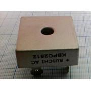 ДИОДНЫЙ МОСТ KBPC2512  (аналог (BR2512)) 25А-1200В