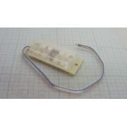 МИНИСТРОБОСКОП 12В 1,2А  светодиодный модуль,белый