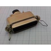 РАЗЪЕМ CENC-36F  розетка с кожухом