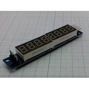 МОДУЛЬ дисплея G203 MAX7219  для Arduino
