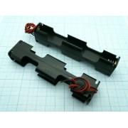 КОРОБ BH342A AAх4  (аналог (14500) пайка) для батареек