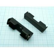КОРОБ BH311  (аналог (14500)) AA х 1 для батареек пайка