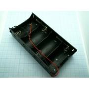 КОРОБ Q-1767А R20-4 BH143  для батареек