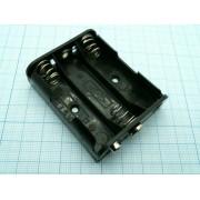 КОРОБ Q-211 AA-3 BH331B  (аналог (14500) крона) для батареек