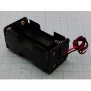 КОРОБ BH343 AA 2Х1+2Х1  (аналог (14500)) для батареек