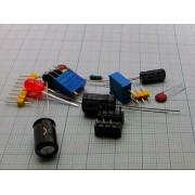 РАДИОКОНСТРУКТОР регулируемый генератор сигналов  на NE555