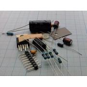 РАДИОКОНСТРУКТОР модуль моно усилителя звука 18Вт  (на TDA2030A)