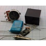 РАДИОКОНСТРУКТОР №72 Термостабилизатор (0…+30С) 12В