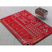 РАДИОКОНСТРУКТОР частотомер с функцией тестера кварцевых резонаторов  (1Гц-50МГц)
