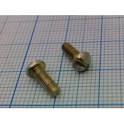 ВИНТ М3  3х10мм (-) (25шт)