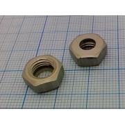 ГАЙКА DIN934 (17шт) М6 алюминиевая
