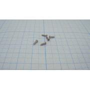 НАБОР САМОРЕЗОВ М1,4х5 никель (20шт)