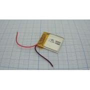 АККУМУЛЯТОР LP 302323-PCM (Li-POL) 3,7В 160мА/ч