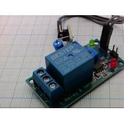 ДАТЧИК HC-13 вибрации сенсором, реле 5В  (аналог для Arduino) регуляруемый с выносным