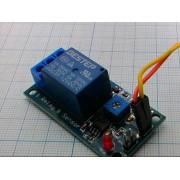 ДАТЧИК HC-13 вибрации сенсором, реле 12В  регуляруемый с выносным