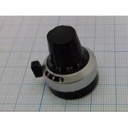 РУЧКА для резистора 3590S  приборная, круглая