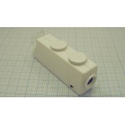 МИКРОСКОП MG10081-1A 160-200x  с подсветкой