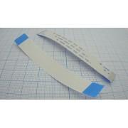 ШЛЕЙФ №22 80х12 шаг 0,5мм 24pin  (аналог (100х12мм))