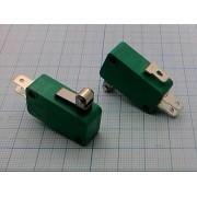 ПЕРЕКЛЮЧАТЕЛЬ KW1-103-6 с коротким роликом (аналог (V-155-1C25, V-152-1C25)) 15А 250В